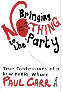 Photo of Book Cover: Bringing Nothing to the Party