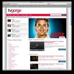 TVGorge.com